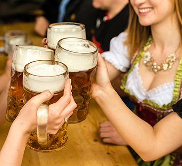 Exclusive Caterer For Itasca's Oktoberfest