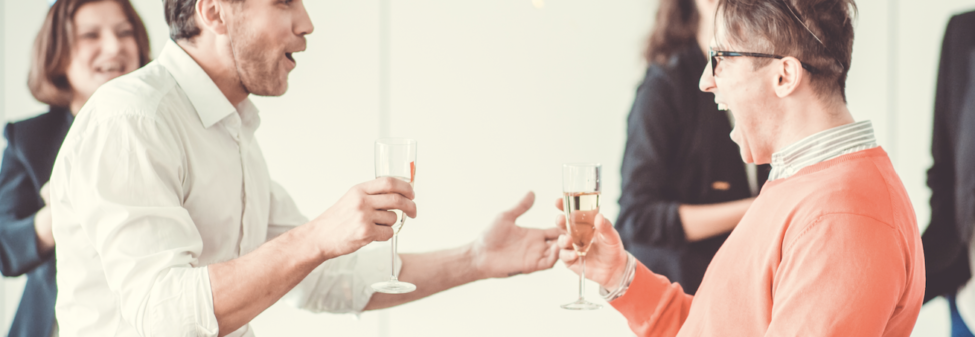 It's High Time for Holiday Party Season